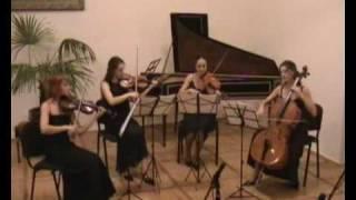 "L. Bernstein - ""America"" - Л.Бернстайн ""Америка"" Струнный квартет"