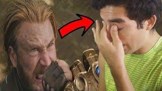 INCREÍBLE trailer #2 de Infinity War subtitulado español, posiblemente trailer final! Reacción y pronto análisis y cosas que no viste! Capitán América vs Thanos, Doctor Strange conoce...