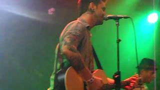 Girl Like That - Every Avenue | LIVE @ The Chance 12.19.10