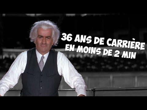 Louis de Funès, 36 ans de carrière en moins de 2 minutes !