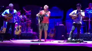 JIMMY BUFFETT Plays DUKES ON SUNDAY 2017 HAWAII parrothead red was THERE