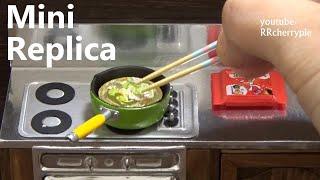 RE-MENT collection 26 - Kitchen Utensils (Fake Food) ASMR