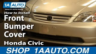 Replace Your Bumper Cover Easily