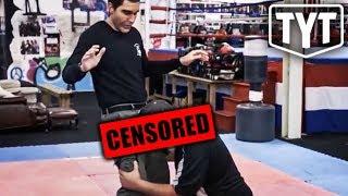 Sacha Baron Cohen Gets Pro-Gun Activist To Put A Dildo In His Mouth