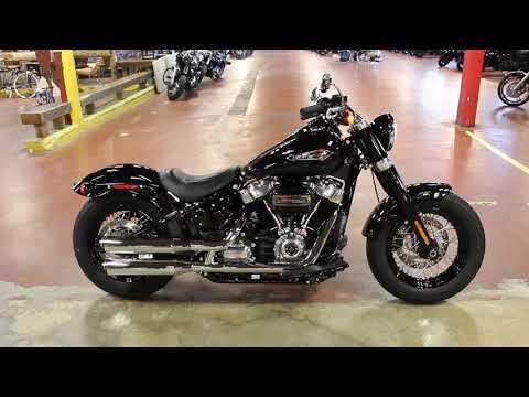 2019 Harley-Davidson Softail Slim® in New London, Connecticut - Video 1