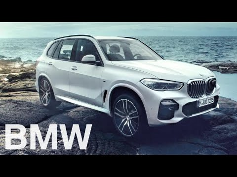 2019 Bmw X5 Official Launch Film Is Here And The Sea Is On Fire