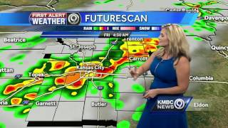 Hot today, but cold front will bring changes