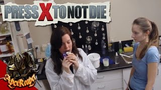Press X To Not Die - Ridiculous Difficulty (Lets Play Press X To Not Die Gameplay)