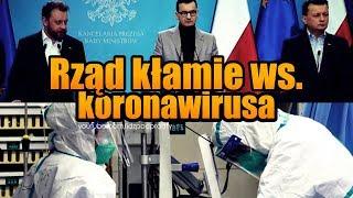 Minister Morawieckiego atakuje Ruch 11 Listopada za oświadczenie o #koronawirus