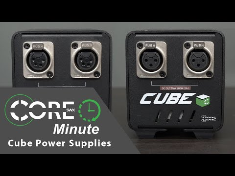 Core Minute: Cube Power Supplies