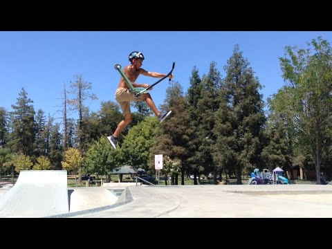 Turlock Skatepark Morning Session