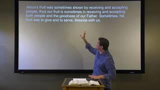 Studies in John - #97: Abide In His Love