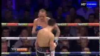 Carl Froch vs George Groves full fight HD