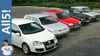 5 Best Selling Cars Of All Time!