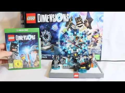 LEGO DIMENSIONS - PACK DE DÉMARRAGE XBOX 360