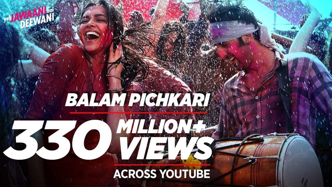 Balam Pichkari Holi song lyrics