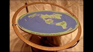 Плоская или круглая земля? Мнение военного эксперта.
