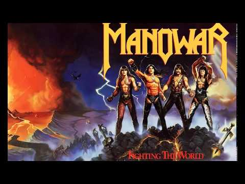 Manowar - Defender (HD audio)