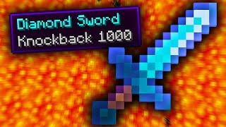 I spawned with KNOCKBACK 1000...