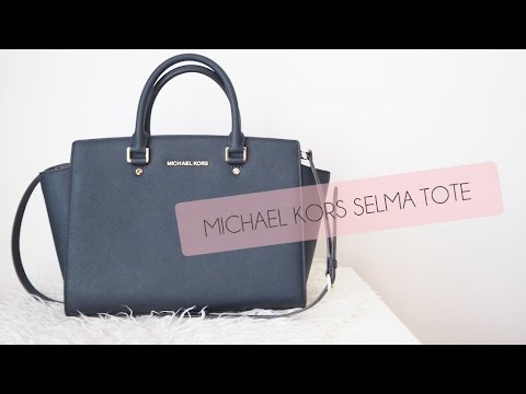 Bag in review | Michael Kors Selma tote | Axelle Blanpain