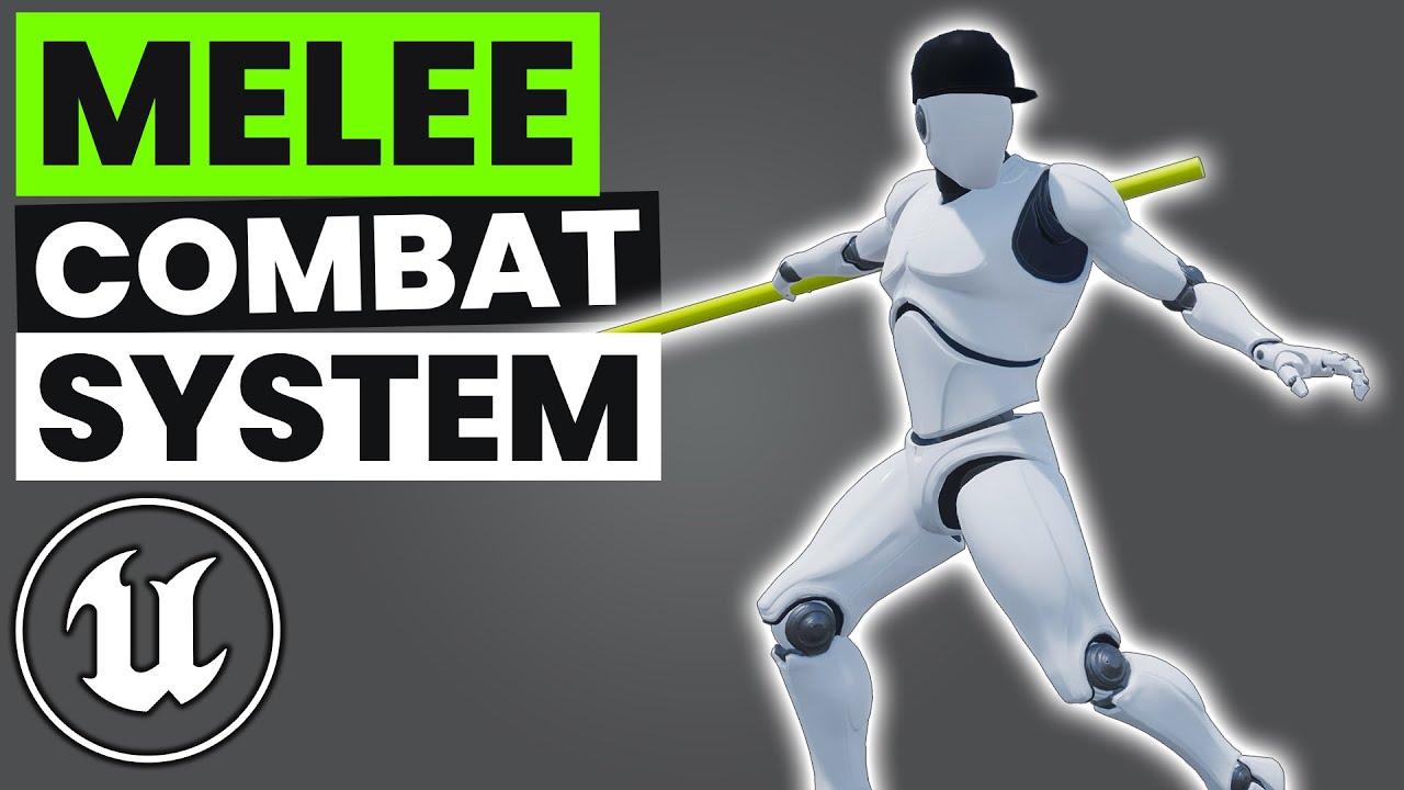 #2 Système de Combat sur Unreal Engine 4   Tuto UE4 FR