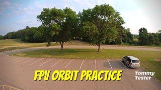 FPV Cinewhoop | Orbit Practice | Insta360 Go 2 | Minnesota