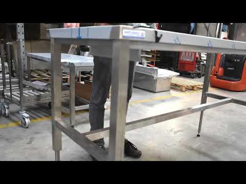 Happymanut - Table hauteur réglable