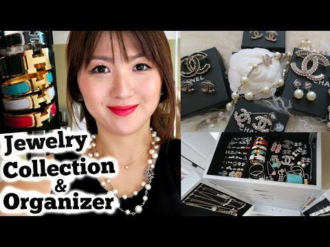 Jewelry Collection & Organizer