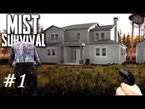 LeV | CZ&SK | Mist Survival | #1 | Probuzení v mlze | 4K