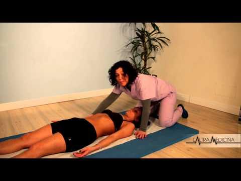 Gemangioma di un trattamento di sintomi di spina dorsale