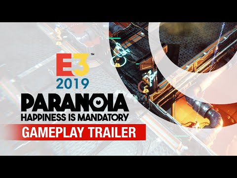 Paranoia: Happiness is Mandatory | Troubleshooting Guide (E3 2019) thumbnail