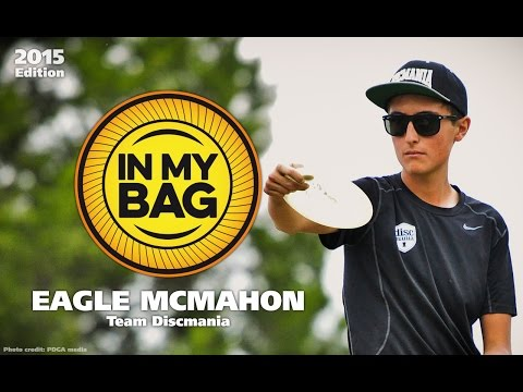 Youtube cover image for Eagle McMahon: 2015 In the Bag