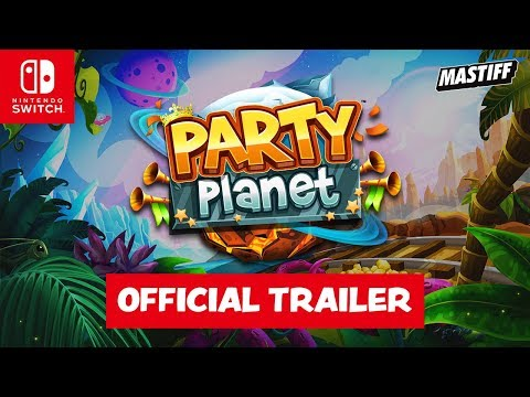 Party Planet Debut Gameplay Trailer thumbnail
