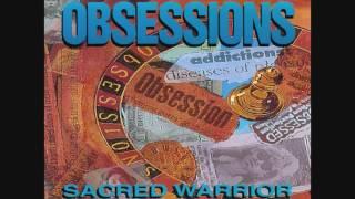 Sacred Warrior - Obsessions [FULL ALBUM, 1991, Christian Hard Rock]