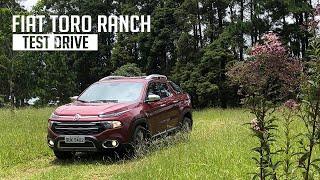 Fiat Toro Ranch - Test Drive