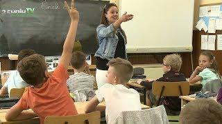Nagy Lilla az év legjobb anyanyelvi tanítója