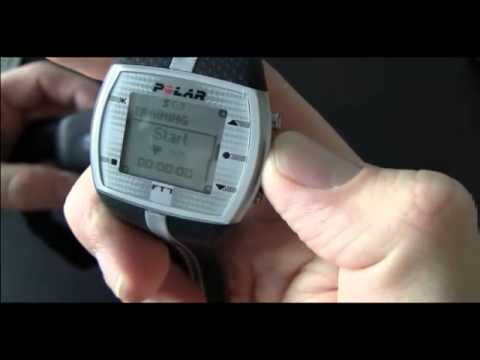 Polar FT 7 Heart Rate Watch review