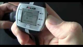 Polar FT7F Heart Rate Monitor video