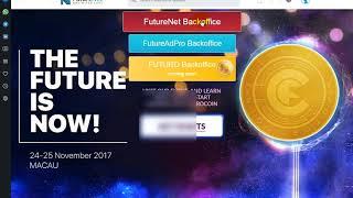 регистрация и оплата FutureNet