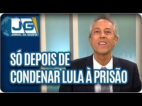 Só depois de condenar Lula à prisão o judiciário tem expostos privilégios e vísceras ...Bob Fernandes