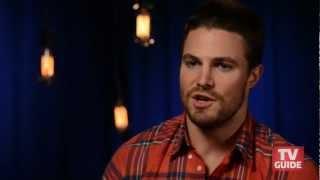 Stephen Amell - Interview TV Guide février 2013