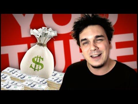 YouTube money pro všechny