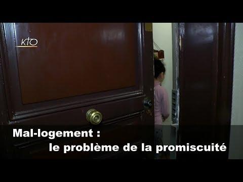 Mal-logement : le problème de la promiscuité (1/3)