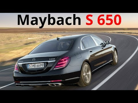 2018 Maybach S 650 - Ultimate Luxury