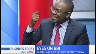 Javas Bigambo breaks down what the BBI Report means for Business in Kenya | Business Today