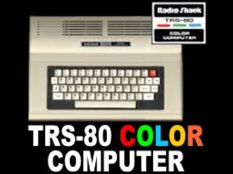 Co Co Teardown!  A closer look at the Tandy TRS-80 Color Computer 2!!