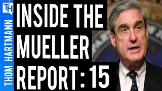 Mueller Investigation Report, Part 15 : Password was PutinTrump