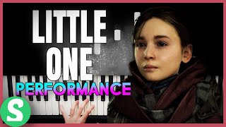 Little One From Detroit: Become Human | (Piano Cover) Feat. Sydney Kjerstad