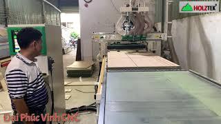 CNC Nesting 4 Đầu Cao Cấp PRO-R4F | Máy CNC bán chạy số 1 Việt Nam