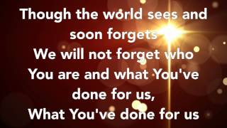 Where You Go I Go - Bethel Music Feat: Brian & Jenn Johnson - Lyric Video